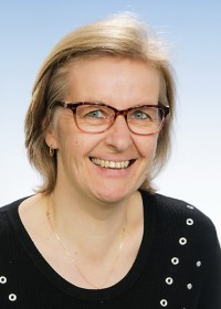 Sekretärin Johanna Degenberger